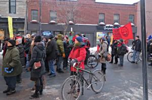 Marche contre l'austérité