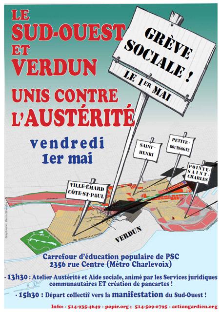 Grève sociale