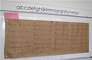 Alphabétisation populaire