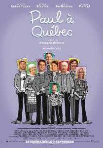 Affiche du film Paul à Québec