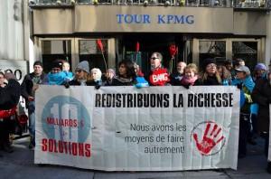 Manifestation FRACA